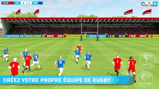 Télécharger Rugby Nations 19 APK MOD (Astuce) screenshots 2