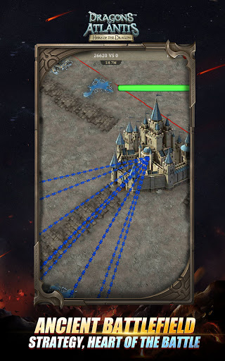 Dragons of Atlantis  screenshots 2