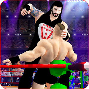 Tag Team Wrestling Games: Mega Cage Ring Fighting