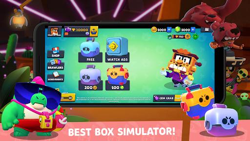Splash Box Simulator for Brawl Stars: Cool Boxes!  screenshots 1