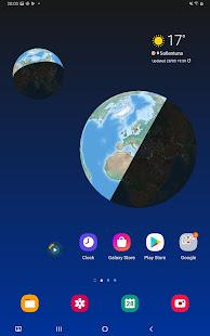 Worldshade widget