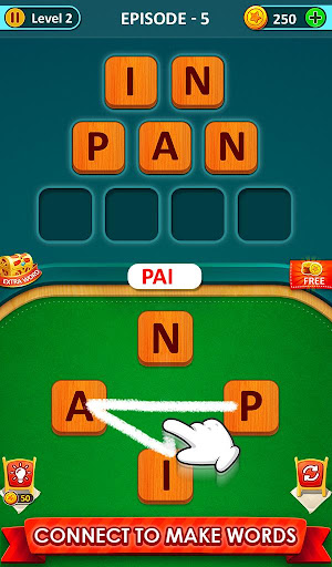 Word Game 2021 - Word Connect Puzzle Game  screenshots 1