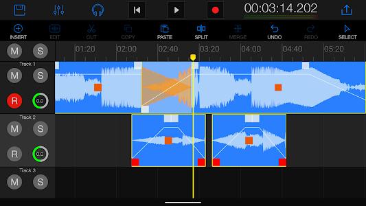EZAudioCut-MT audio editor 1.1.4
