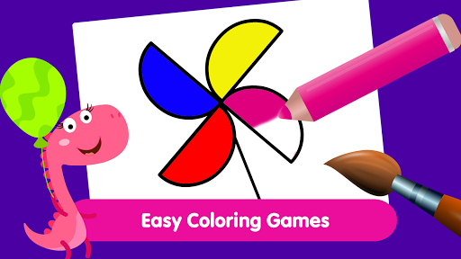 Coloring Games for Kids: Baby Drawing Book & Pages 1.0.6 screenshots 1