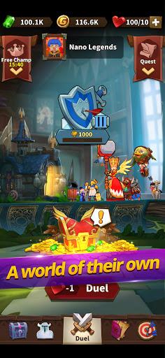 Nano Legends screenshots 3