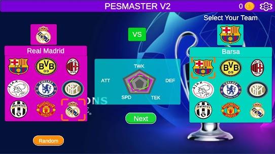 Free PesMaster V2 2021 Apk Download 2021 1