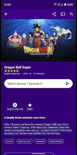 AnimeLab - Watch Anime Free 2.7.1 Screenshots 3