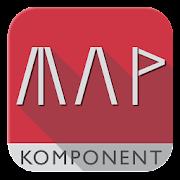 Kustomised Map Komponent -KLWP
