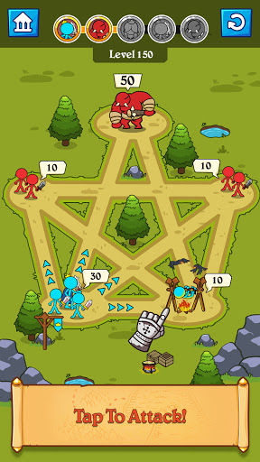 Stick Clash 1.0.13 screenshots 4