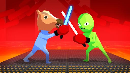 Gang Boxing Arena: Stickman 3D Fight apkslow screenshots 7