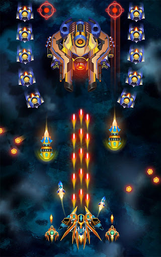 Infinity Shooting: Galaxy War 2.2.3 screenshots 15