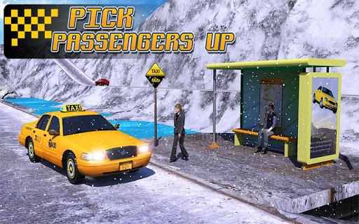 Taxi Driver 3D : Hill Station  screenshots 7