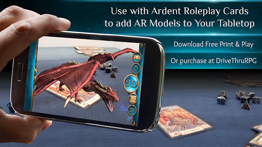 Ardent Roleplay - AR for Tabletop RPGs 1.7.5.4 screenshots 1