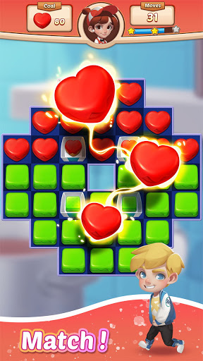 Cooking Crush Legend - Free New Match 3 Puzzle 1.1.2 screenshots 1