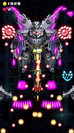Télécharger Retro Space War: Jeux de tir Galaxy Space Attack APK MOD 1