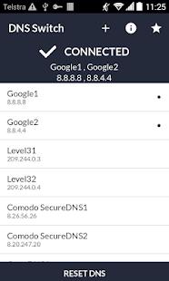 DNS Switch - Unlock Region Restrict