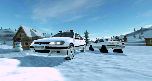 Off-Road Winter Edition 4x4 2.14 Screenshots 9