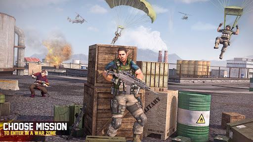 FPS Encounter Shooting Game: New Shooting Games 3D 1.0.20 screenshots 1