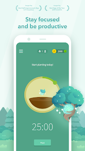 Forest Apk: Stay focused 1