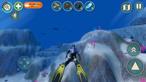 Underwater Survival Simulator apkdebit screenshots 3