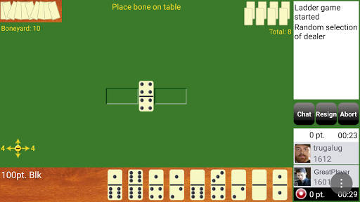 Dominoes Club apkmr screenshots 1