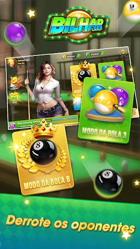 Bilhar - Bilhar bola 8 - Bilhar com jogo de cartas goodtube screenshots 3