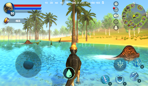 Pachycephalosaurus Simulator  screenshots 11