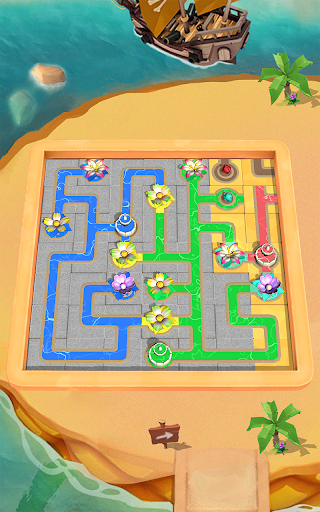 Flow Water Connect Puzzle  screenshots 7