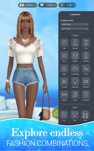 Fashion Nation: Style & Fame 0.15.6 screenshots 19