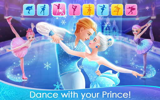 Romantic Frozen Ballet Life  screenshots 4