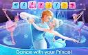 screenshot of Romantic Frozen Ballet Life