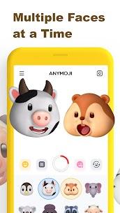 Anymoji Mod Apk- Animoji Maker & 3D Animated Emoji Avatar 3