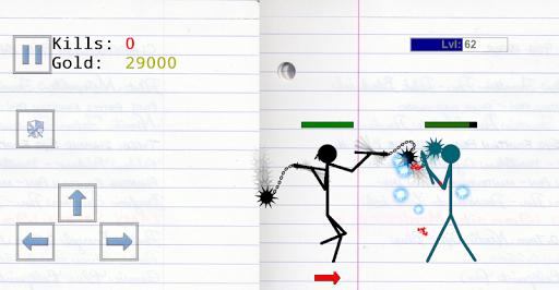 Stickman Physics Battle Arena  screenshots 22