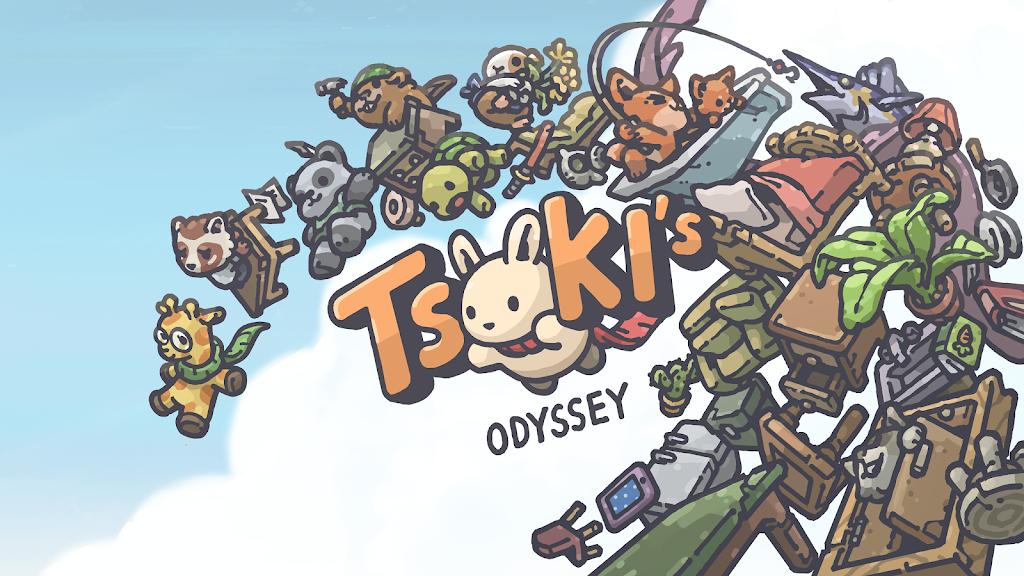 Tsuki's Odyssey poster 5
