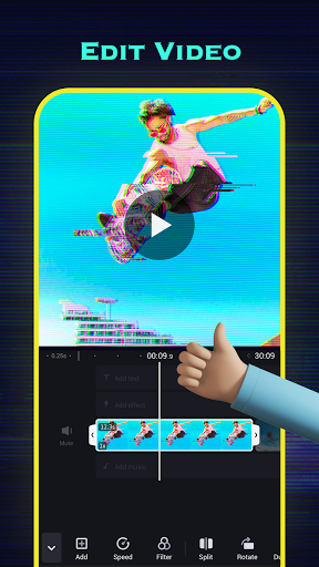 Shotcut: Music Video Maker, Video Effects for Vlog android2mod screenshots 1