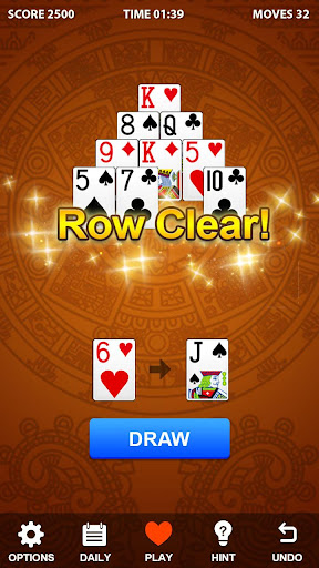 Pyramid Solitaire screenshots 10