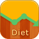 超簡単レコダイエット:体重管理・カロリー管理