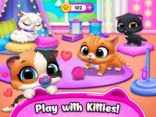 FLOOF - My Pet House - Dog & Cat Games  screenshots 13