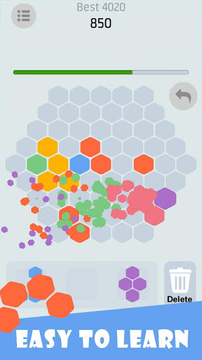 Hex Puzzle - Super fun screenshots 2