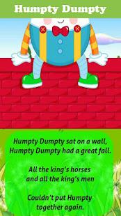 Nursery Rhymes: Kids Offline Learning