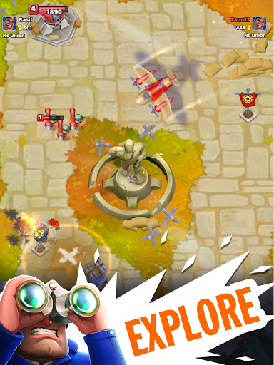Warhands: Epic clash in chaos leagueu30fbPvP Real time android2mod screenshots 6