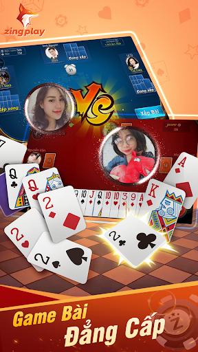 Cổng game ZingPlay - Game bài - Game cờ - Tiến lên  screenshots 2