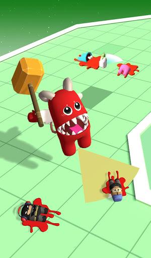 Imposter Smashers 2 - cute survival io games  screenshots 1