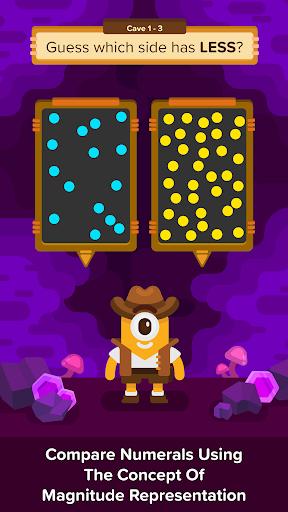 treasure adventure: numeracy screenshot 2