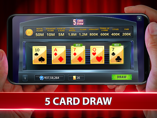 Poker Live! 3D Texas Hold'em 1.9.1 screenshots 16
