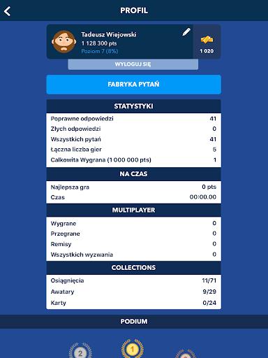 Super Quiz - Wiedzy Ogu00f3lnej Polskie screenshots 16