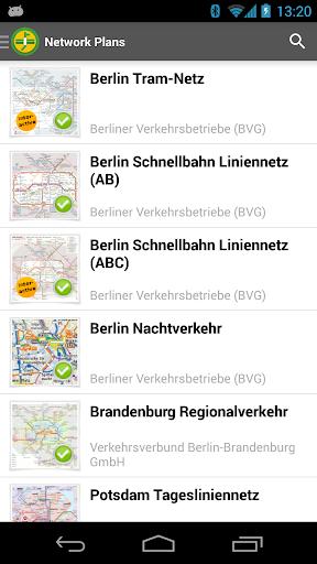 Offi - Journey Planner  screenshots 5