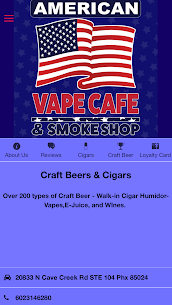 American Vape Cafe For Pc | How To Install (Windows 7, 8, 10 And Mac) 1