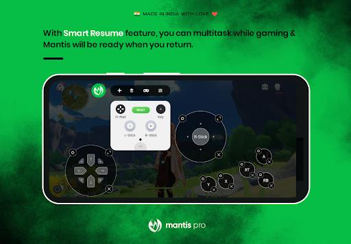 Mantis Gamepad Pro Beta - Free & No-Root KeyMapper apktram screenshots 5