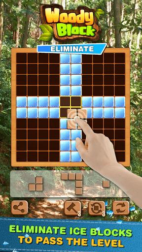 Woody Block : Level Master - Brain Test 1.0.30 screenshots 1